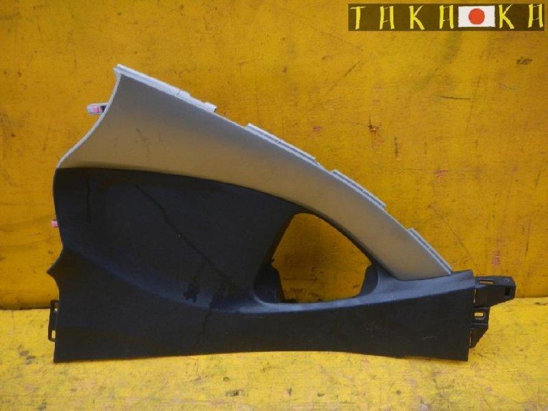 Обшивка багажника Toyota Auris ZRE152 задняя левая (б/у)