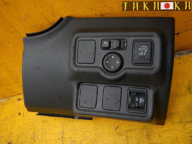 Пластик под руль Nissan Note E12 (б/у)