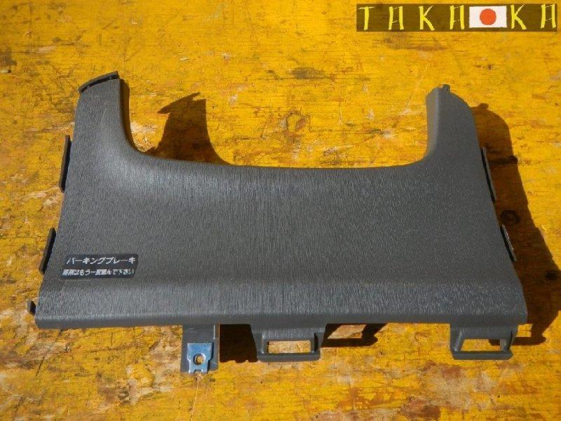 Пластик салона Toyota Prius ZVW30 (б/у)