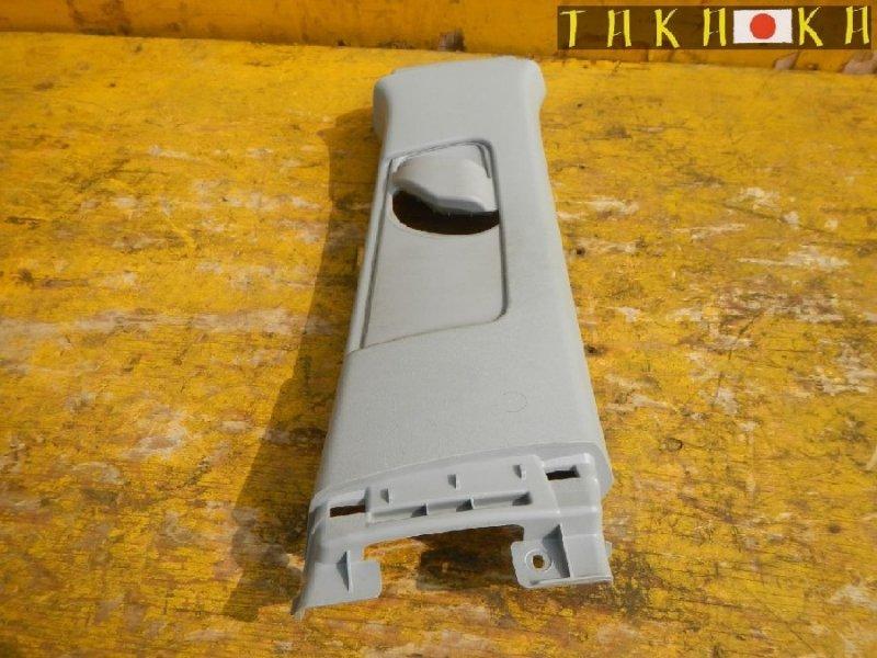 Пластик стойки Toyota Prius ZVW30 передний правый (б/у)