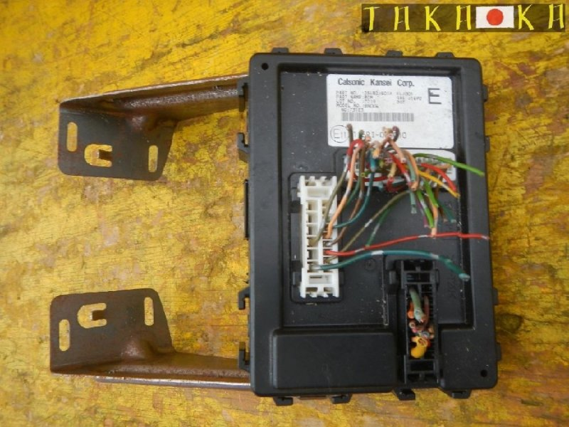 Электронный блок Nissan Dualis J10 (б/у)