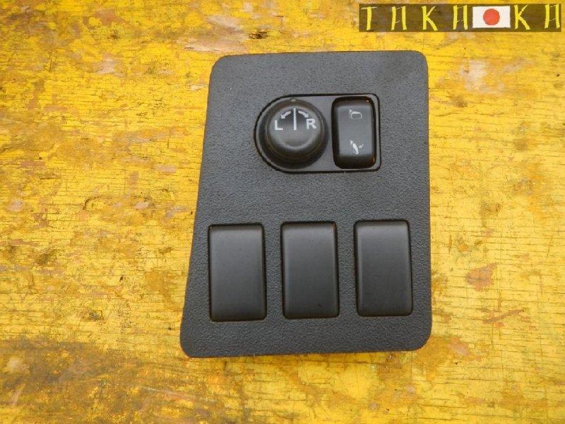 Блок управления зеркалами Nissan Dualis J10 (б/у)