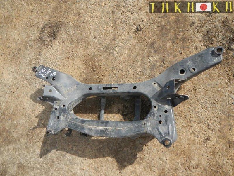 Балка подвески Nissan Dualis J10 задняя (б/у)