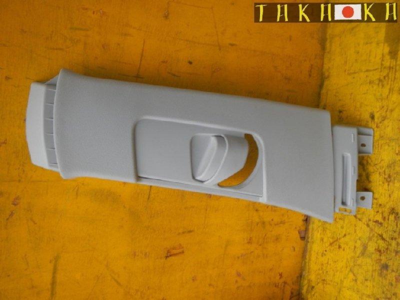 Пластик стойки Toyota Corolla Fielder NZE141 правый (б/у)
