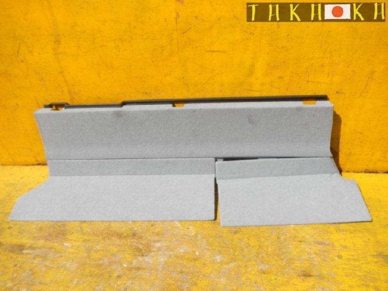 Обшивка багажника Toyota Prius ZVW30 (б/у)