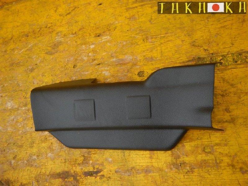 Порожек пластиковый Nissan X-Trail NT31 передний левый (б/у)