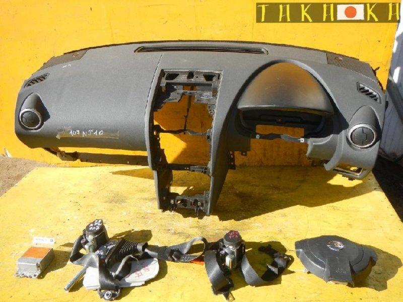 Airbag комплект Nissan Dualis J10 (б/у)
