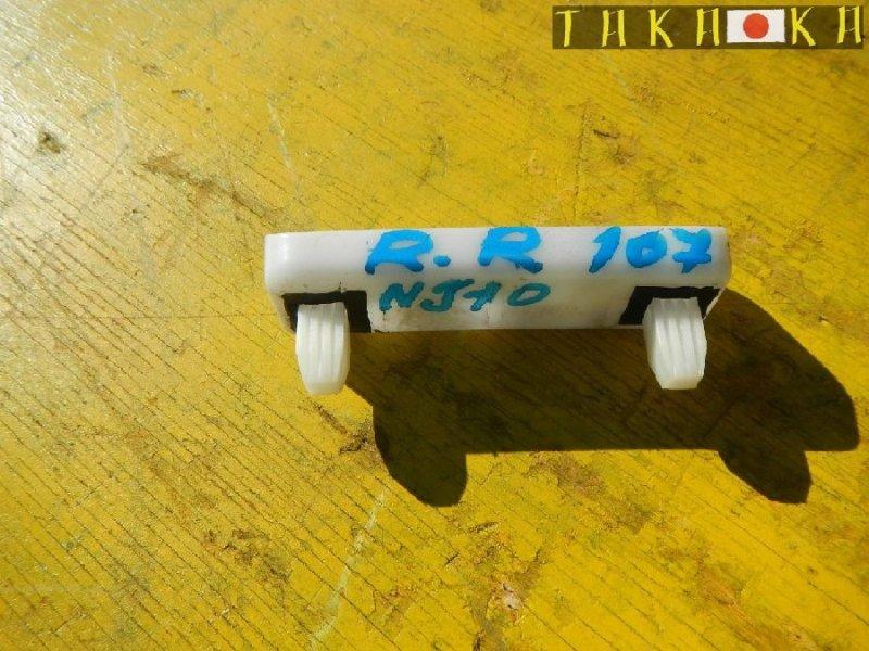 Крепеж бампера Nissan Dualis J10 задний правый (б/у)