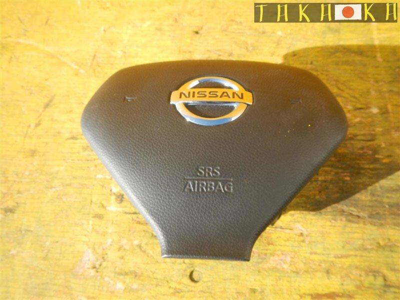 Airbag водительский Nissan Skyline V36 VQ25HR 2008 (б/у)