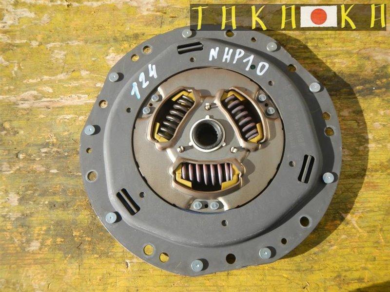 Диск сцепления Toyota Aqua NHP10 1NZFXE (б/у)