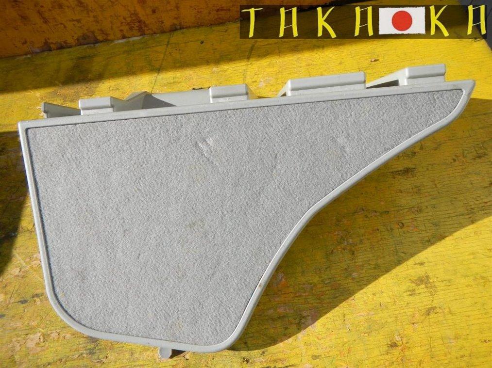 Обшивка багажника Toyota Prius ZVW30 2ZRFXE задняя правая (б/у)