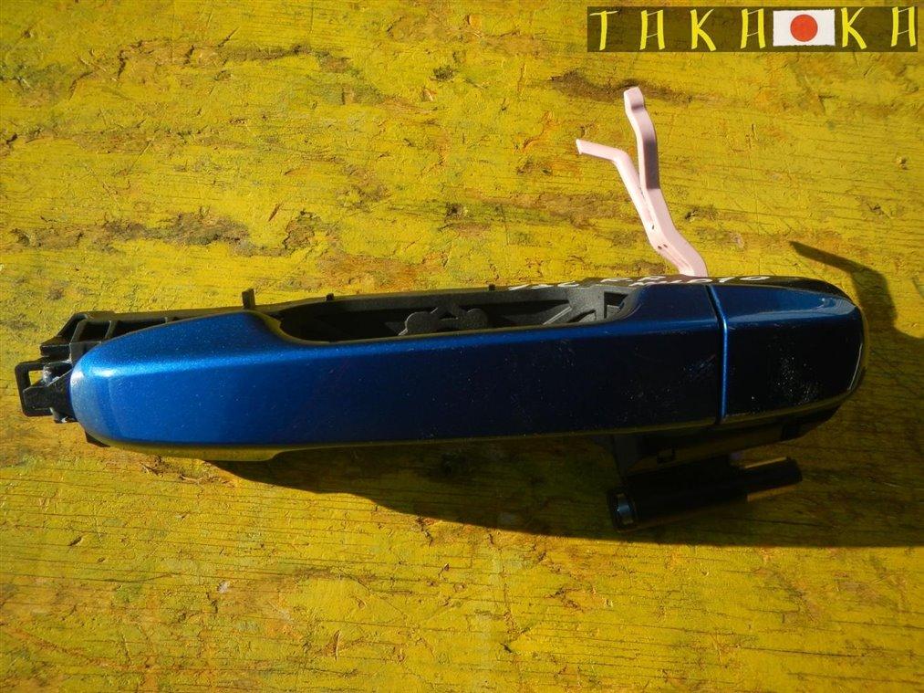 Ручка двери Toyota Aqua NHP10 задняя правая (б/у)