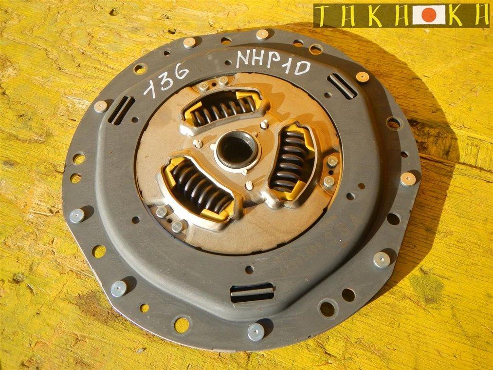 Диск сцепления Toyota Aqua NHP10 (б/у)