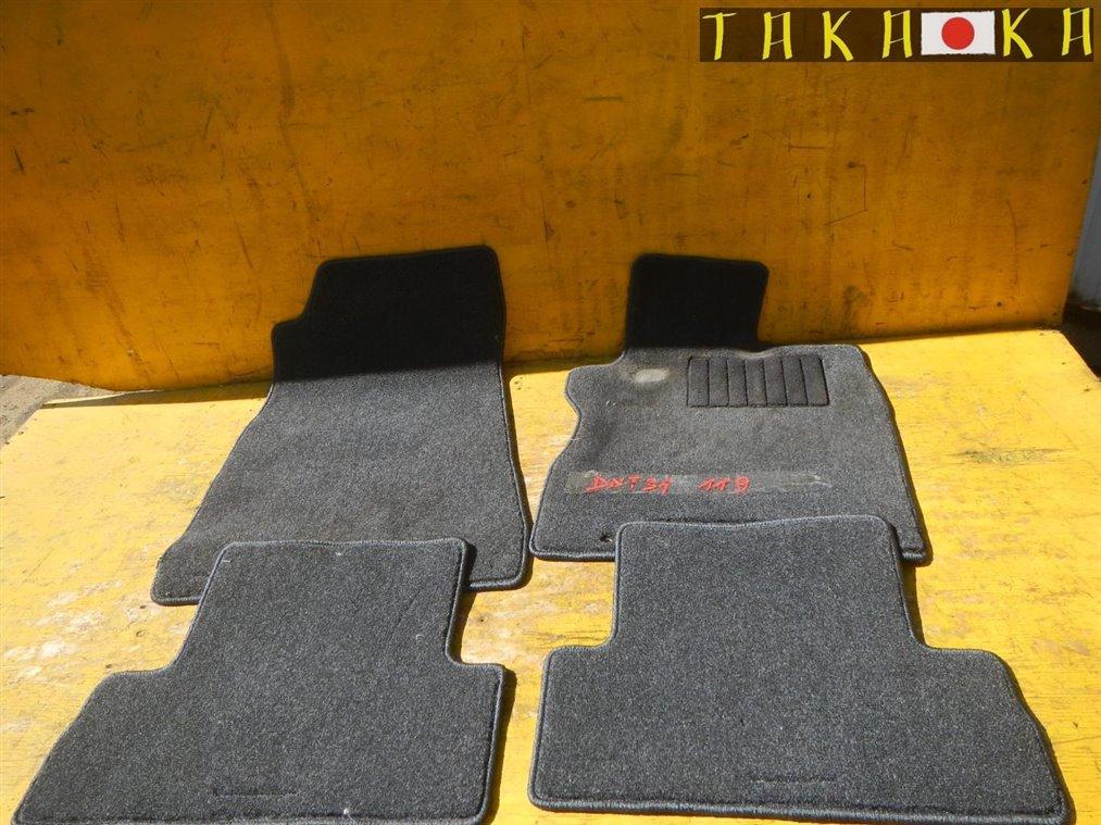 Коврики комплект Nissan X-Trail NT31 M9R (б/у)