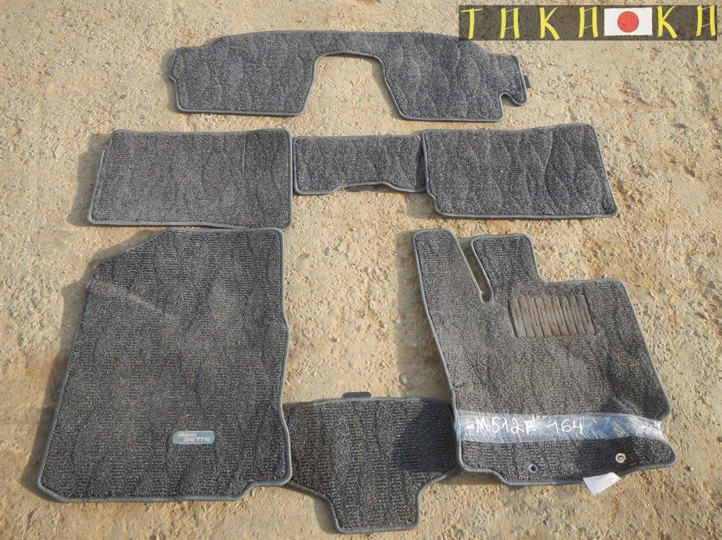 Коврики комплект Toyota Passo Sette M502E 3SZVE (б/у)