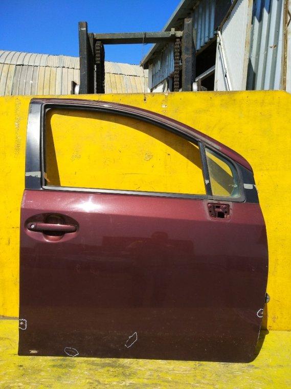 Дверь Toyota Passo Sette M502E 3SZVE передняя правая (б/у)