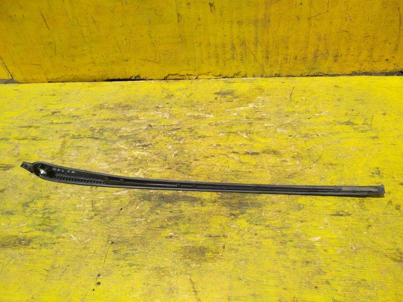 Молдинг лобового стекла Honda Fit GP6 L13B передний правый (б/у)