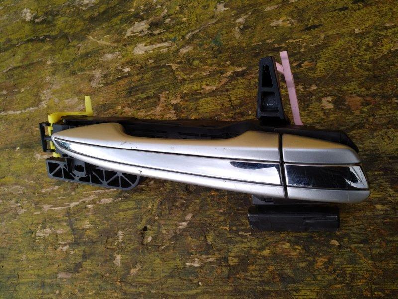 Ручка двери Toyota Sai AZK10 2AZFXE задняя правая (б/у)