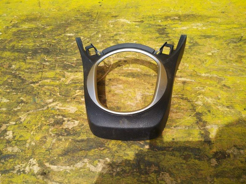 Консоль кпп Toyota Ractis NSP120 1NZFE передний (б/у)