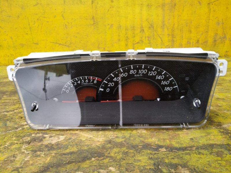 Спидометр Toyota Passo Sette M502E 3SZVE передний (б/у)
