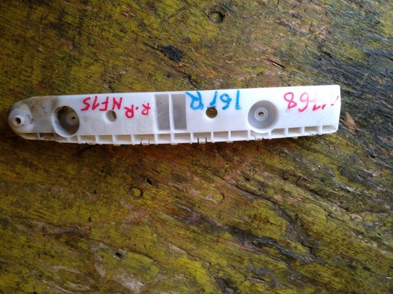 Крепеж бампера Nissan Juke F15 MR16 задний правый (б/у)