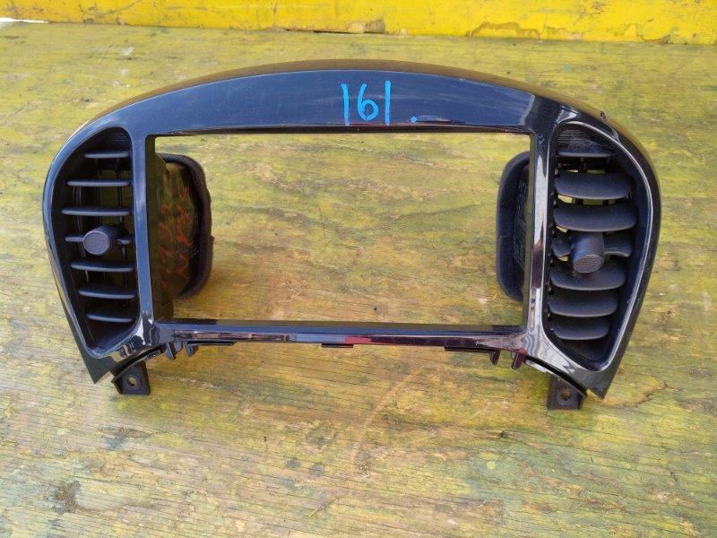 Консоль магнитофона Nissan Juke F15 MR16 передний (б/у)