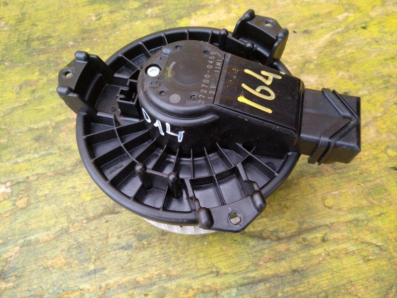Мотор печки Toyota Passo Sette M512E 3SZVE передний (б/у)