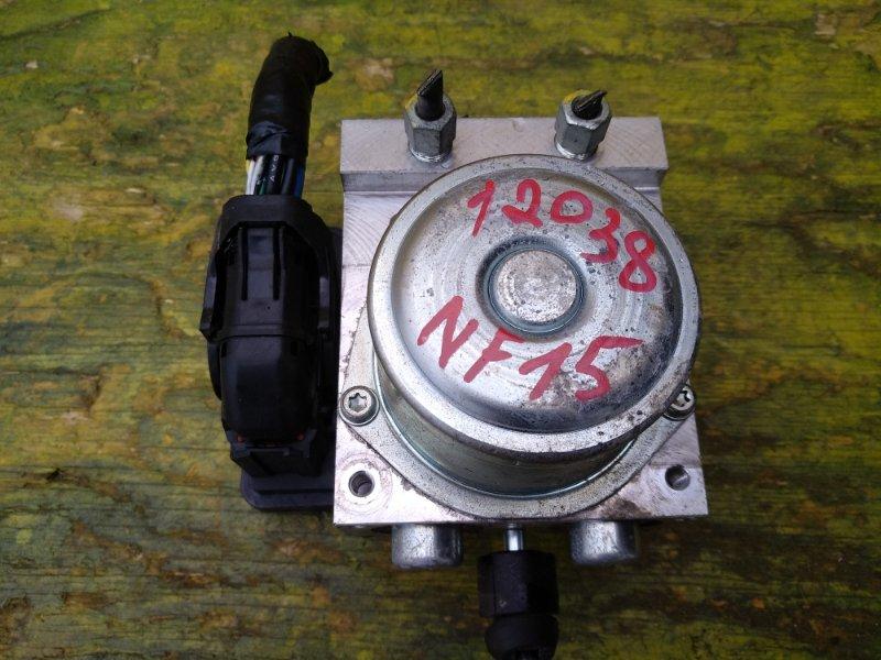 Блок abs Nissan Juke NF15 MR16 передний (б/у)