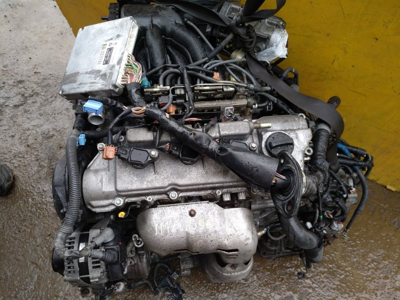 Двигатель Toyota Harrier MCU30 1MZFE (б/у)