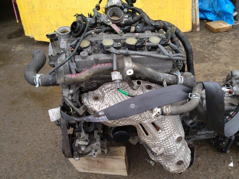 Двигатель Toyota Rush J200G 3SZVE (б/у)