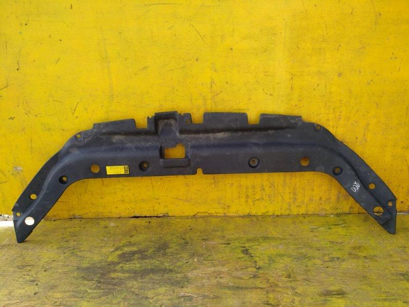 Пластм. защита над радиатором Toyota Rav4 ACA31 2AZFE передний (б/у)