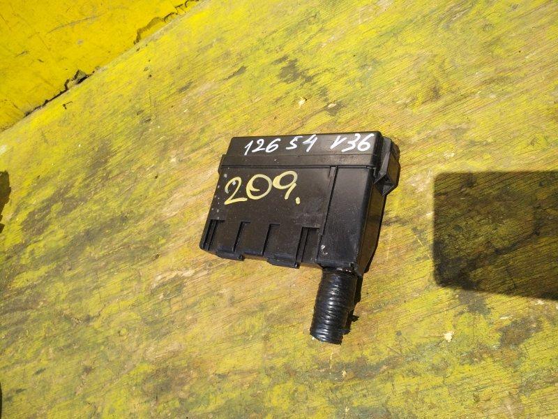Блок предохранителей Nissan Skyline V36 VQ25HR передний (б/у)