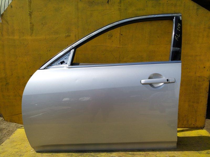 Дверь Nissan Skyline V36 VQ25HR передняя левая (б/у)