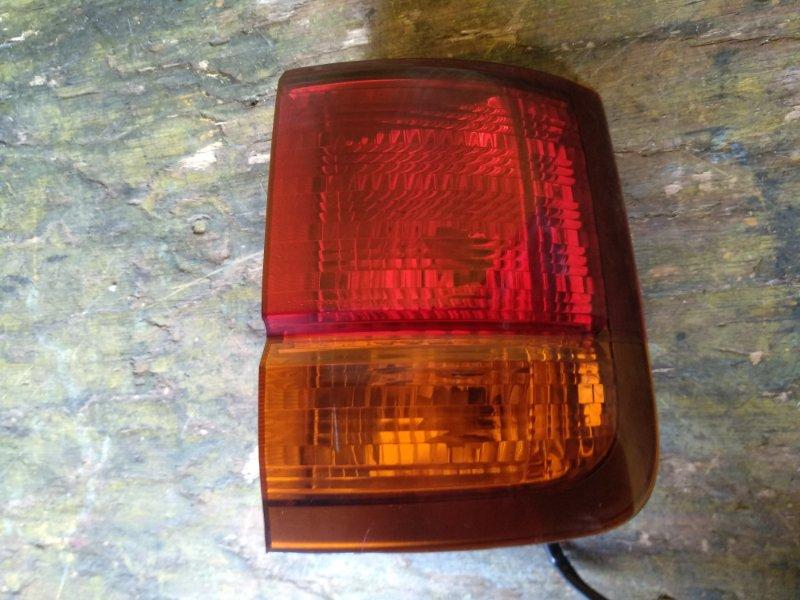 Стоп-сигнал Nissan Elgrand ATWE50 QD32ETI 1998 задний правый (б/у)
