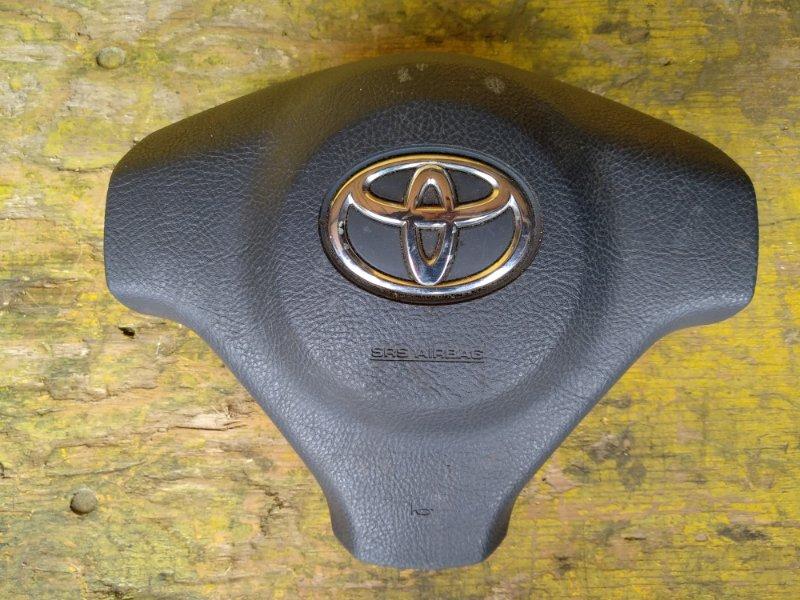 Airbag водительский Toyota Rush J200G 3SZVE передний (б/у)