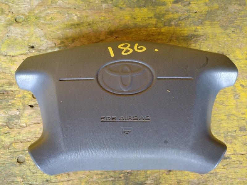Airbag водительский Toyota Noah SR50 3CT 10.1998 передний (б/у)