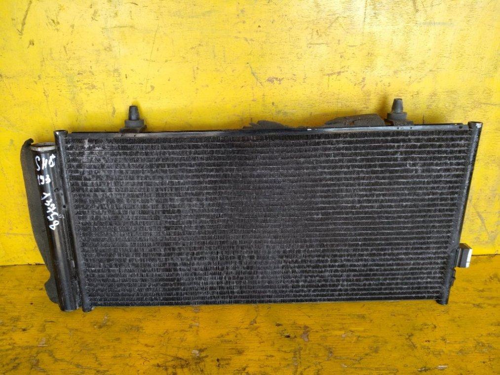 Радиатор кондиционера Subaru Forester SH5 EJ204 передний (б/у)