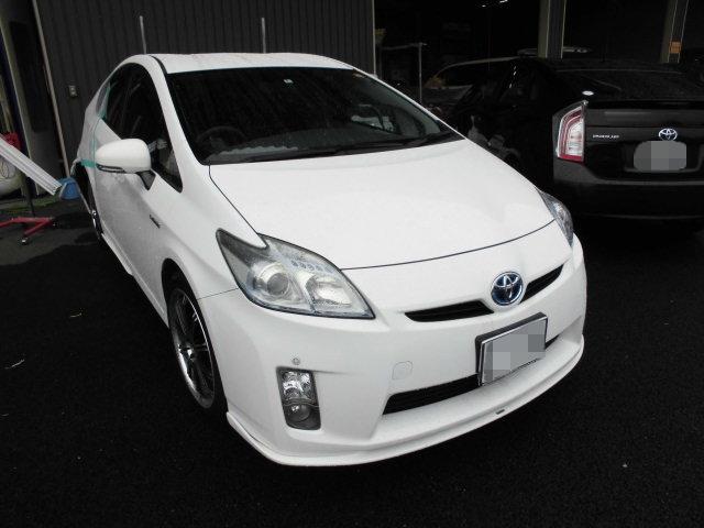 Обвес Toyota Prius ZVW30 (б/у)