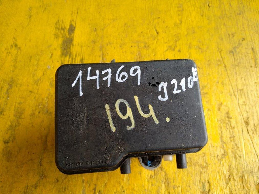 Блок abs Toyota Rush J200G 3SZVE передний (б/у)