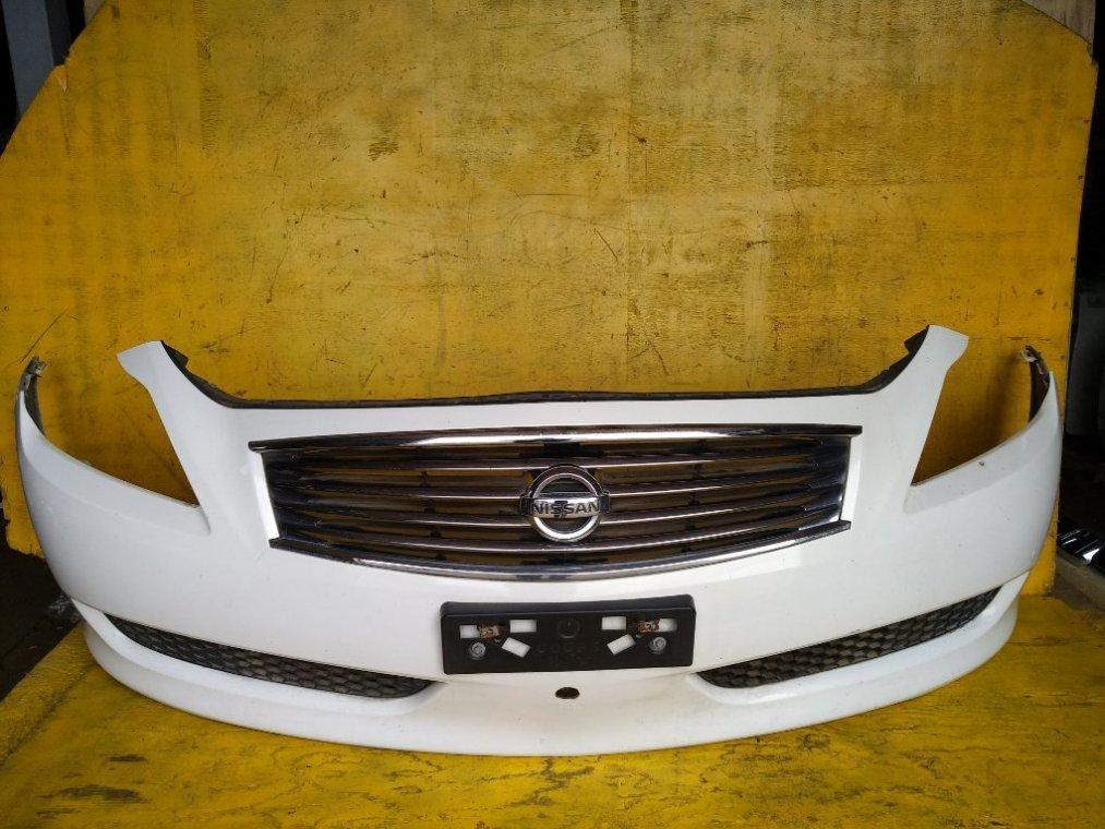 Бампер Nissan Skyline CKV36 передний (б/у)