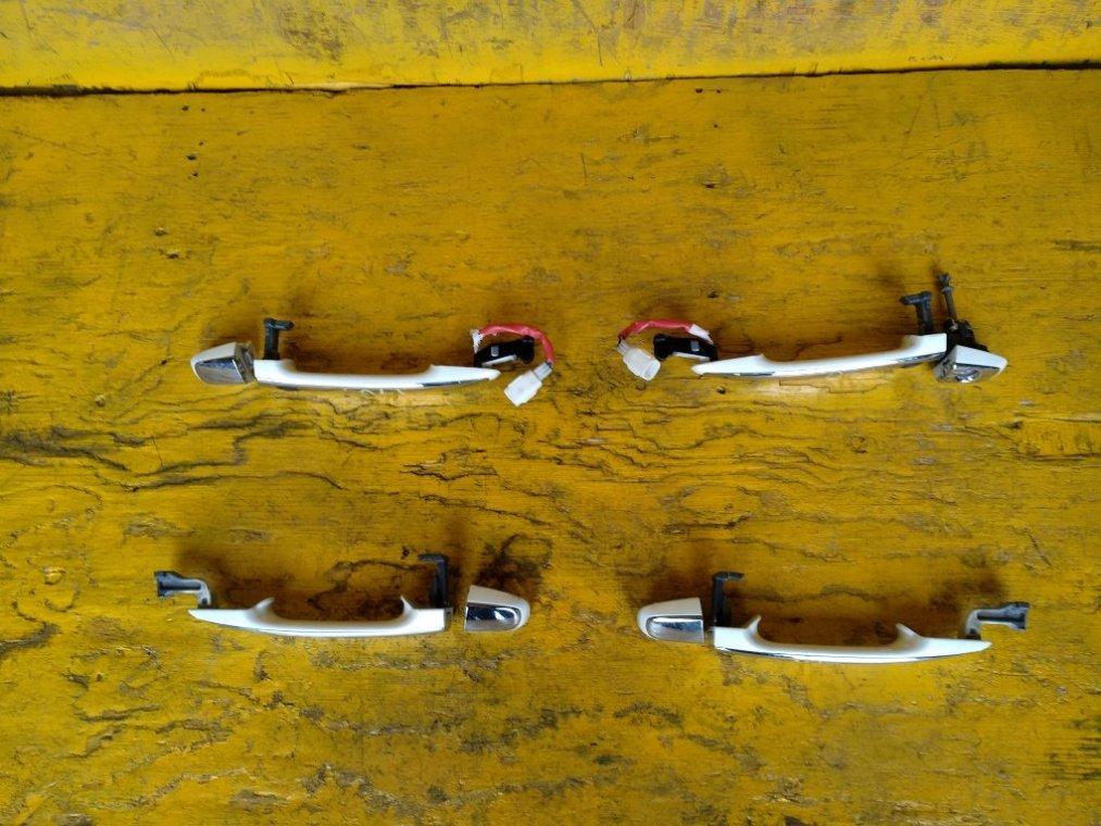Ручка двери Toyota Harrier SXU10 1MZFE (б/у)