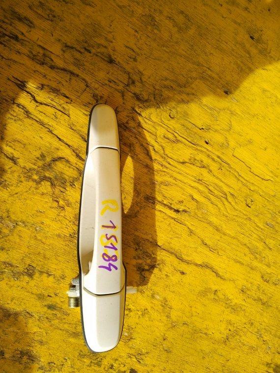 Ручка двери Toyota Harrier SXU10 1MZFE задняя правая (б/у)