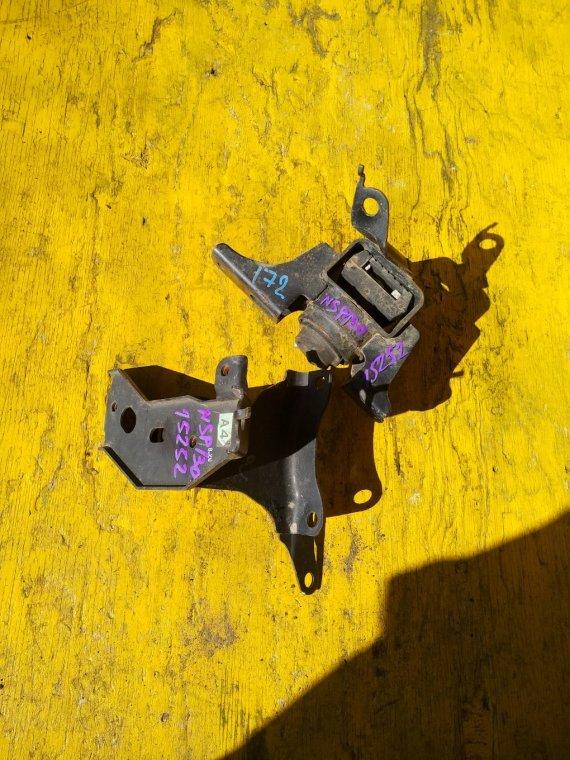 Подушка двигателя Toyota Vitz NSP130 1NRFE (б/у)