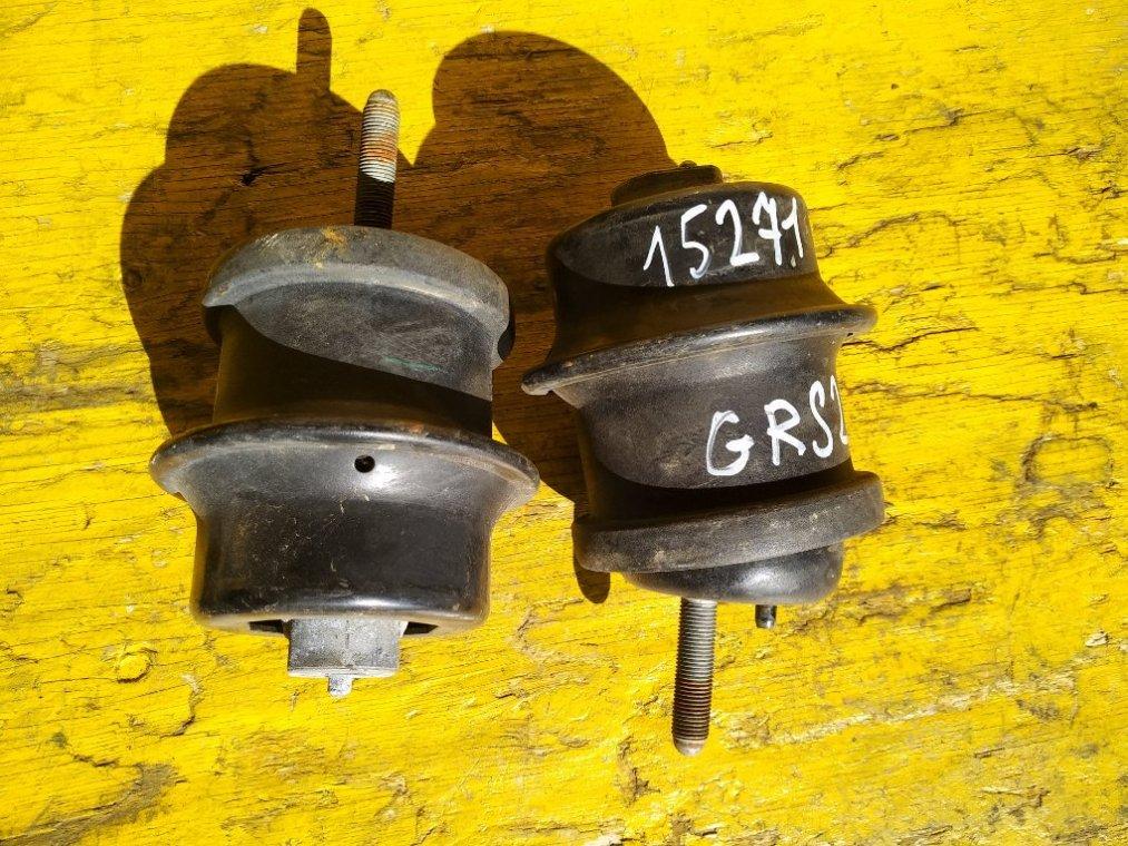 Подушка двигателя Toyota Crown GRS202 3GRFSE (б/у)