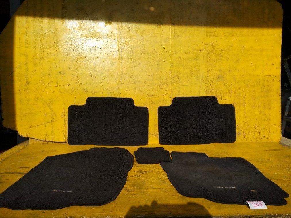 Коврики комплект Toyota Rav4 ACA31 2AZFE (б/у)