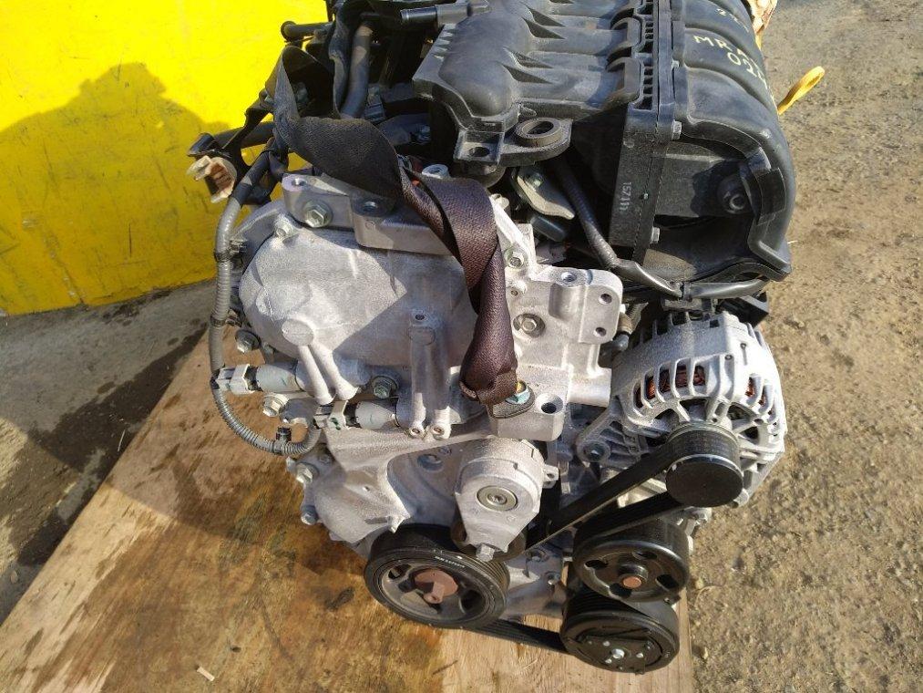 Двигатель Nissan Sylphy TB17 MRA8 передний (б/у)