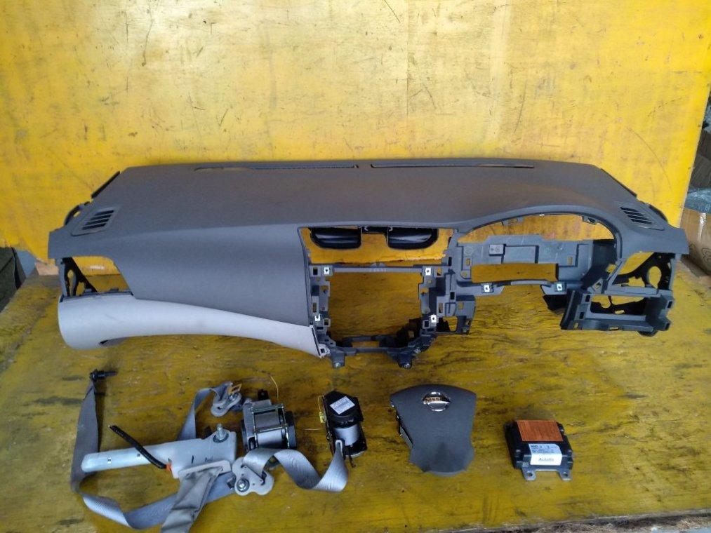 Airbag комплект Nissan Sylphy TB17 MRA8 передний (б/у)