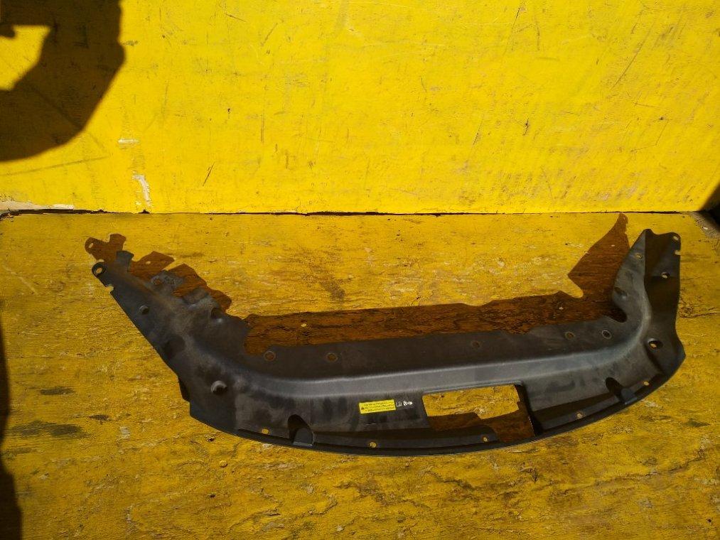 Пластм. защита над радиатором Nissan Sylphy TB17 MRA8 передний (б/у)