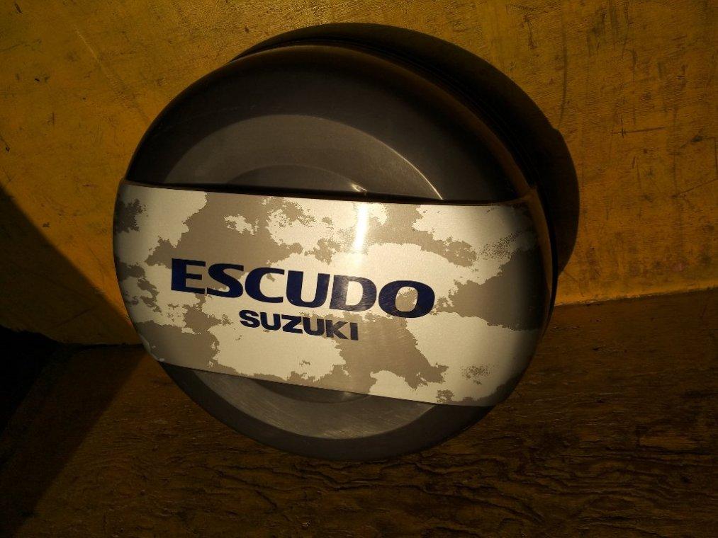 Колпак запасного колеса Suzuki Escudo TD02W J20A задний (б/у)