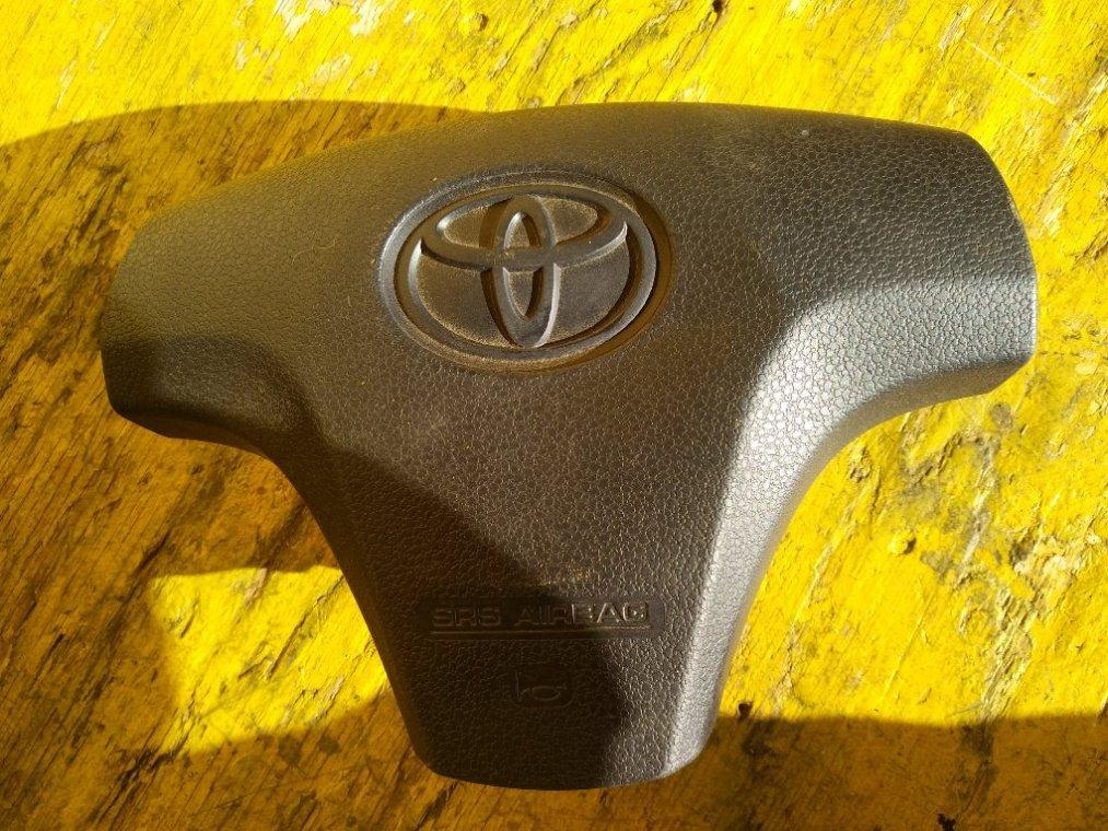 Airbag на руль Toyota Succeed NHP160 1NZFE передний (б/у)